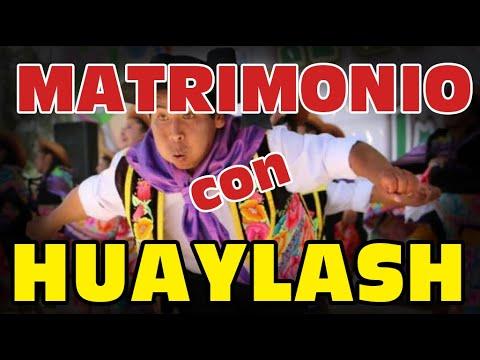 Matrimonio en Huancayo con huaylash
