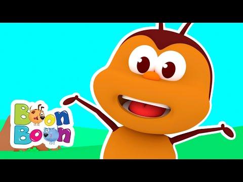 Gandacelul – Cantece vesele pentru copii BoonBoon – Cantece pentru copii in limba romana