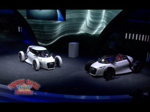 Audi Urban Concept  Preview Presentation