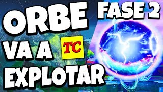 THE ORBE EXPLODES à FORTNITE 😮 Secrets of the NEXUS ZERO Point EVENT OF the MAP