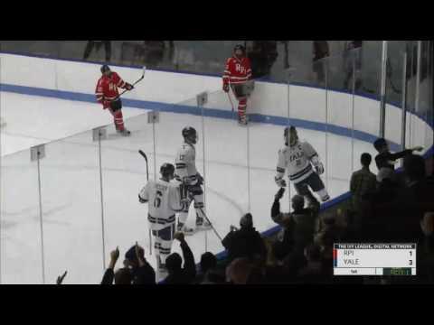 Highlight: John Hayden 1v6 Goal vs. Rensselaer