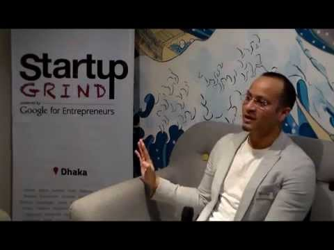 Startup Grind Dhaka Hosts Iraj Islam (NewsCred)