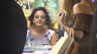 Maro Leonardou Athens Book Fair 2013 - Μάρω Λεονάρδου Έκθεση βιβλίου πεδίου του άρεως 2013