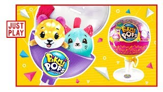 PIKMI POPS UNBOXING FOR KIDS (TOYS SURPRISE)