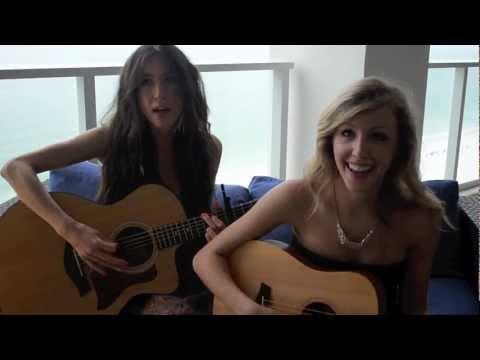 "Kate Voegele - ""Without You"" (David Guetta acoustic cover)"