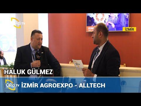 Fuar Röportajları - ALLTECH  HALUK GÜLMEZ Genel Müdür #hayvancılık #fuar #yem #büyükbaş