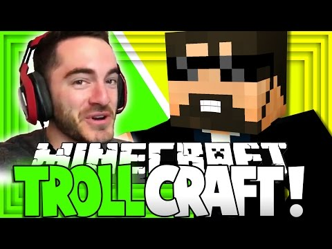 Minecraft: TROLL CRAFT |  MY BRAND NEW HOME!! [37]
