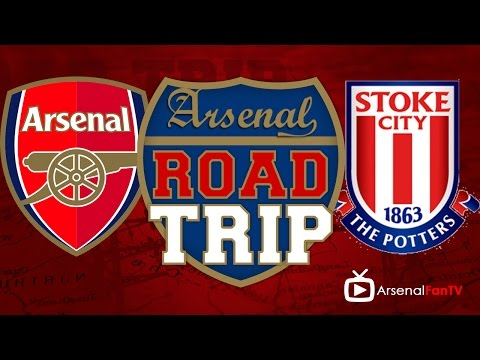 Road Trip To The Emirates - Arsenal  Stoke City