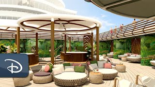 Brand-New Spa, Salon & Nightlife Experiences For Adults Onboard The Disney Wish   Disney Cruise Line
