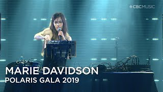 """Marie Davidson performs """"Work It""""   Polaris Gala 2019"""