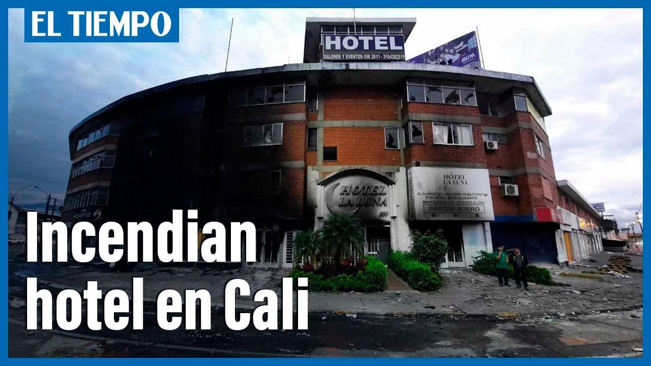 Casi queman vivos a huésped de hotel
