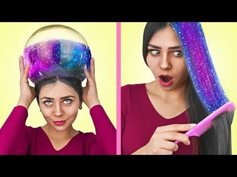 13 лайфхаков для волос! Простые прически