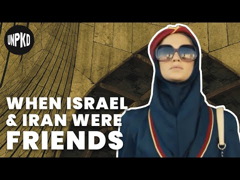 From Friends To Foes: The Story Of Israel And Iran
