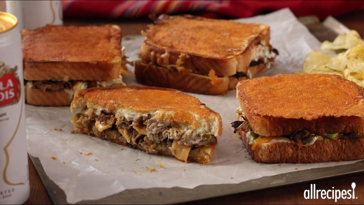 How to make tex mex ultimate carnitas grilled cheese family how to make tex mex ultimate carnitas grilled cheese family friendly recipes allrecipes forumfinder Images