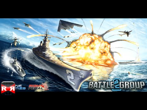 Battle Group 2 (By Right Pedal Studios) - iOS - iPhone/iPad/iPod Touch Gameplay