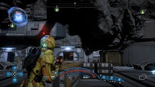 Mass Effect: Andromeda Multiplayer, Human Artificer on Platinum