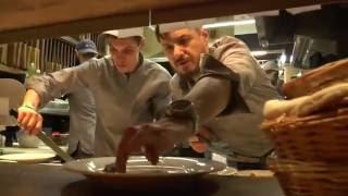 Гастрокафе «Тарелка» и шеф-повар  Денис Комаренко в передаче «Поиск вкуса». Часть первая