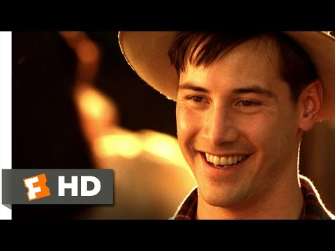 A Walk in the Clouds 23 Movie CLIP  Traditional Grape Stomp 1995 HD
