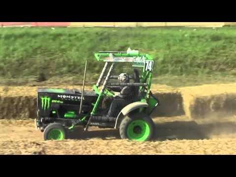 traktor rennen