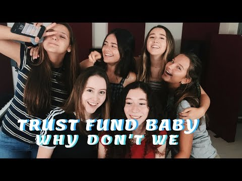 Trust Fund Baby - Why Don't We (Acoustic Cover by sønder)