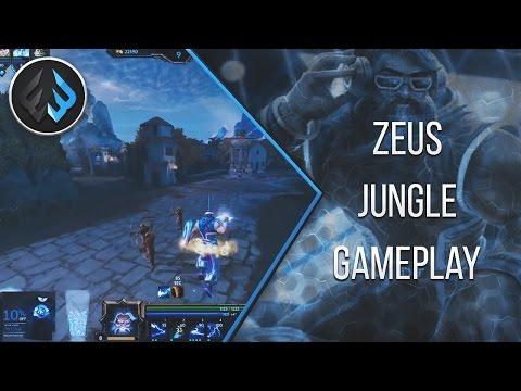 Zeus: TANK BUILD IS COMPLETELY BROKEN - Smite