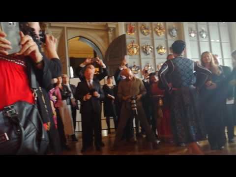Israeli Ambassador Dov Steinberg Helsinki 09 05 2017 Indpendence Day celebrations Israeli fashion sh