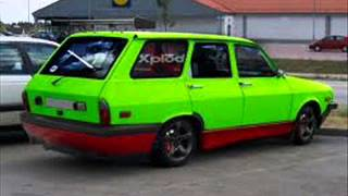 No sens feat Cosu - Cu Dacia. MP3