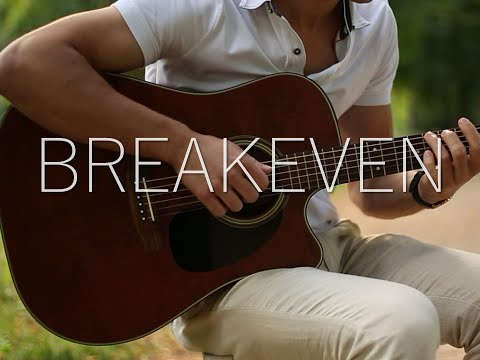 (The Script) Breakeven - Fingerstyle Guitar Cover