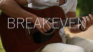 (The Script) Breakeven - Fingerstyle Guitar Cover