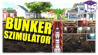 Bunker szimulátor! | Mr. Prepper