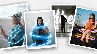 Gambar cover How To Edit Your Photos on PicsArt | Neon Effects Trick