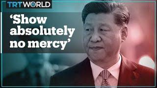 Leaked documents expose Chinas organised mass detention of Uighurs