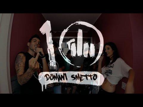 Domani Smetto (Reloaded)