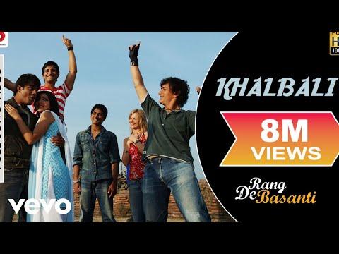 Khalbali - Rang De Basanti | Aamir Khan |...