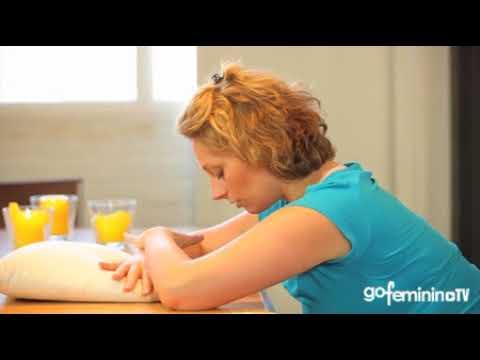 Pilates in der Schwangerschaft: Wirbelsäule dehnen