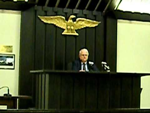 Wisconsin Congressman James Sensenbrenner Town Hall Meeting 3/21/2011