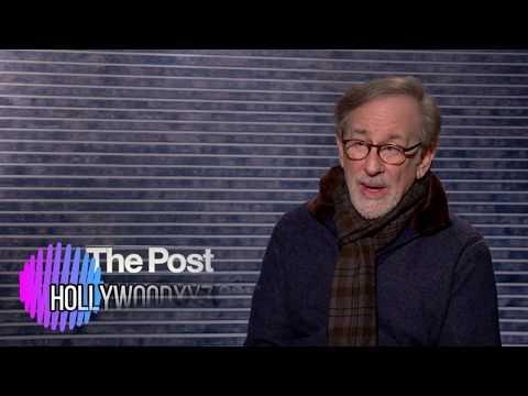 Steven Spielberg Interview The Post