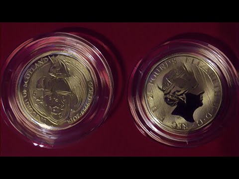 New Queens Beast Unicorn Bullion Gold, Sovereigns, Canadian Palladium and more arrivals