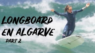 Justine Dupont, plongée en Algarve