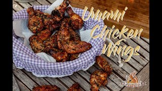 Umami Chicken Wings vom Grill - Das Grill & BBQ Rezept Video