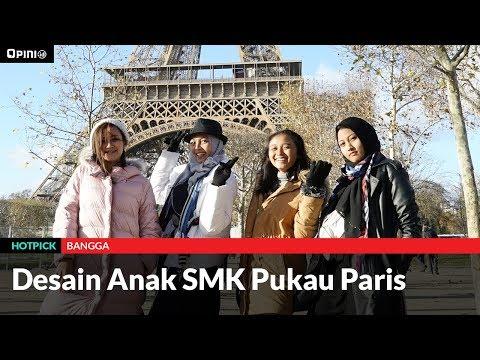 Desain Anak SMK Pukau Paris | HOTPICK