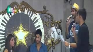 الشباب يتمرنون على أغنية ما بدي قلك شو بني 11 10 2014