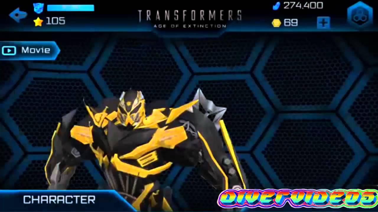 Cj se compra el juego de Transformers 4  Remasterizado HD  YouTube