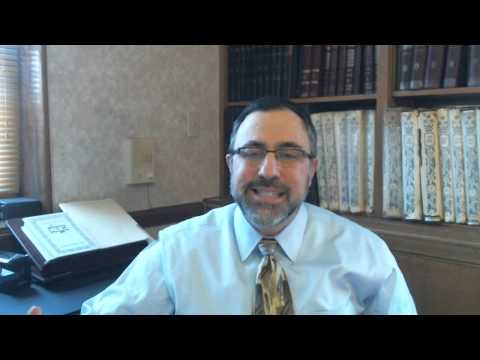 Video Vort - Vayakhel Pikudei 5775 - Rabbi Etan Tokayer