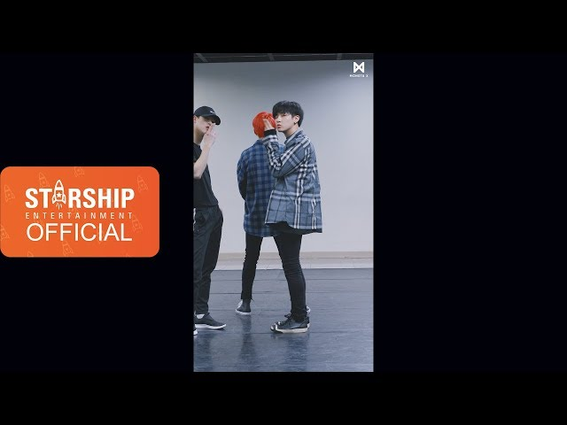 [I.M][Dance Practice] 몬스타엑스 (MONSTA X) - 'JEALOUSY' Vertical Video