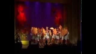 XIV национальный фестиваль-конкурс традиционного народного творчества молодежи