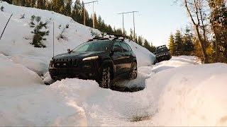 Winter Fun Festival: Overlanding in the Sierra-Nevada Mountains (Episode 2)