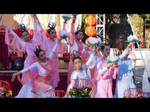 Buddha Birthday 2015 Ancient Chinese Dance