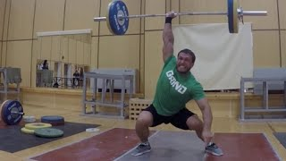 3rd WEIGHTLIFTING Training Camp / 7
