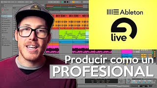 Download Video Como PRODUCIR PROFESIONALMENTE (Ableton Live) | Audio para Músicos MP3 3GP MP4